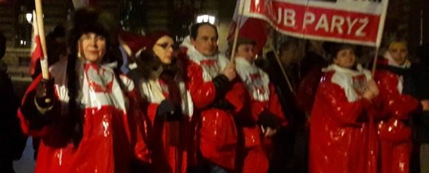 Paryż: Polacy wsparli Francuzów w obronie chrześcijańskich korzeni Europy