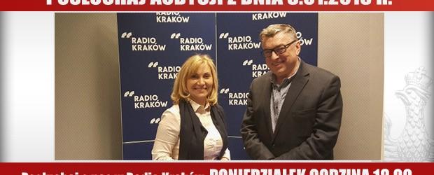 """POSŁUCHAJ AUDYCJI: """"Radiowy Klub Gazety Polskiej"""" – 08.01.2018 r.(audio)"""