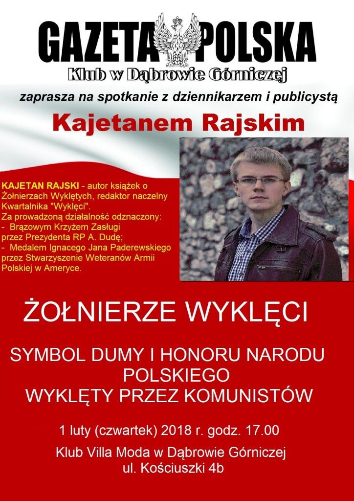Dabrowa Gornicza Rajski 2018