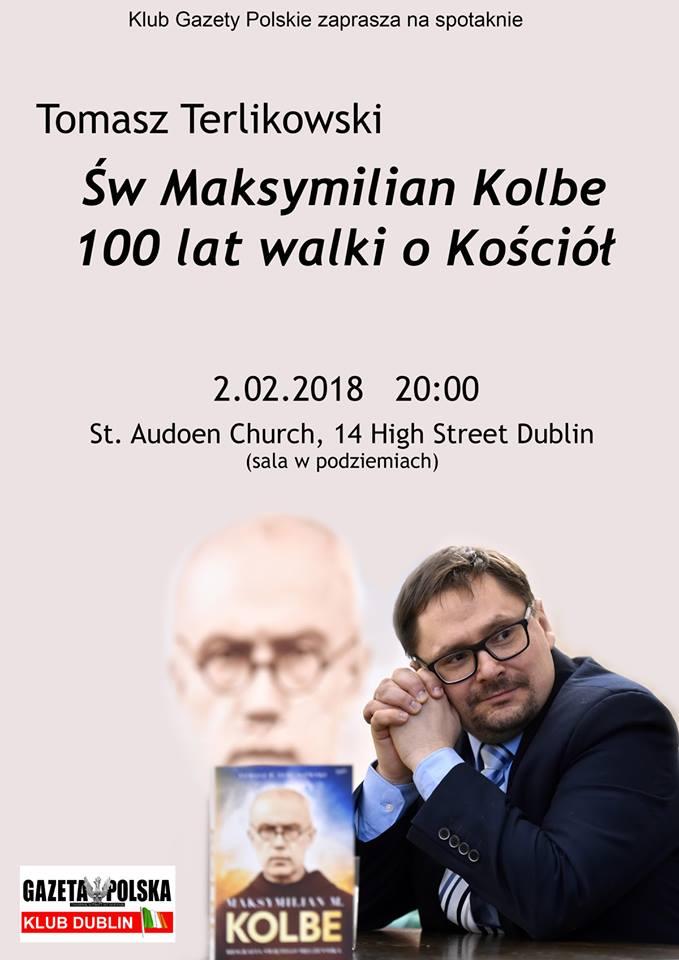 Dublin Terlikowski 2018