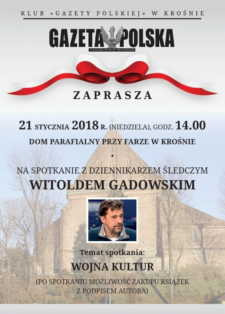 Krosno Gadowski 2018