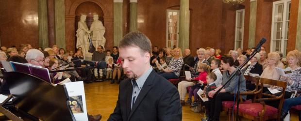 Doroczne klubowe kolędowanie tym razem w Pałacu Działyńskich