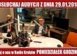 """POSŁUCHAJ AUDYCJI: """"Radiowy Klub Gazety Polskiej"""" – 29.01.2018 r.(audio)"""