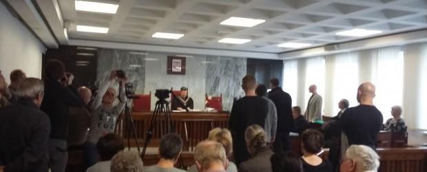 Sąd Rejonowy w sprawie zamieszek w Archiwum Państwowym