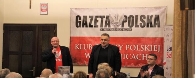 Klub Gazety Polskiej w Myślenicach ma już 5 lat!