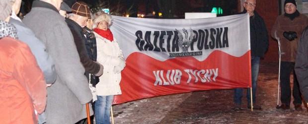 Tychy: 10 lutego Miesięcznica Tragedii pod Smoleńskiem