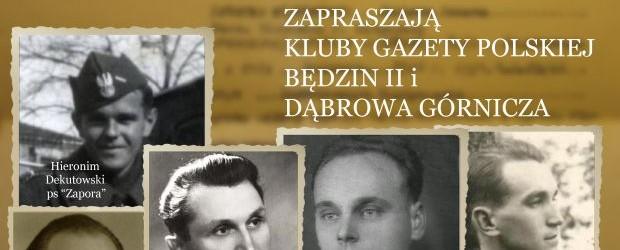 Będzin II i Dąbrowa Górnicza: Zaproszenie – Msza Św. pamięci Żołnierzy Wyklętych 1.03.2018