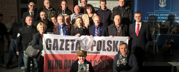 """Dąbrowa Górnicza, Będzin II: Gala Kwartalnika """"Wyklęci"""""""
