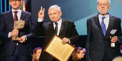 """[FOTORELACJA] Gala Strefy Wolnego Słowa. 25 lat """"Gazety Polskiej"""""""
