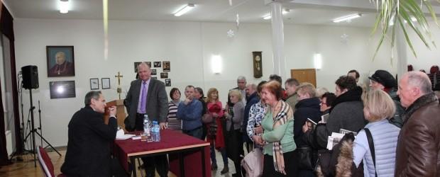 Garwolin: Spotkanie z aktorem Jerzym Zelnikiem