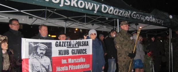 Gliwice: 150 rocznica urodzin Marszałka Józefa Piłsudskiego