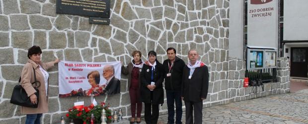 Konin – 89 miesięcznica Tragedii pod Smoleńskiem