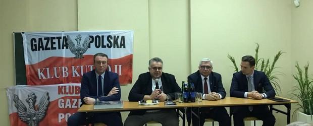 """Kutno II: Siła klubów """"Gazety Polskiej"""""""