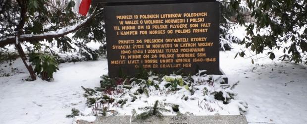 Oslo: Uczczenie ofiar II Wojny Światowej