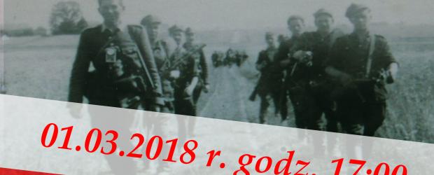 Piotrków Tryb: Zaproszenie – IV Marsz Pamięci Żołnierzy Wyklętych 1.03.2018
