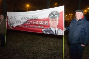 Poznań: Miesięcznica Tragedii pod Smoleńskiem