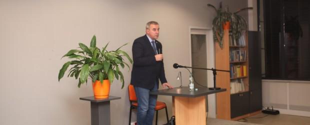 Sieradz: Spotkanie z Wojciechem Sumlińskim