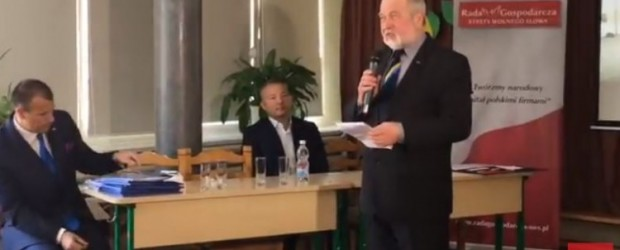 W Wilnie powstanie oddział Rady Gospodarczej Strefy Wolnego Słowa (wideo)