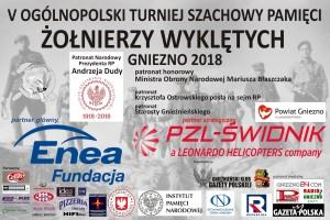 Gniezno: Turniej Szachowy Pamięci Żołnierzy Wyklętych