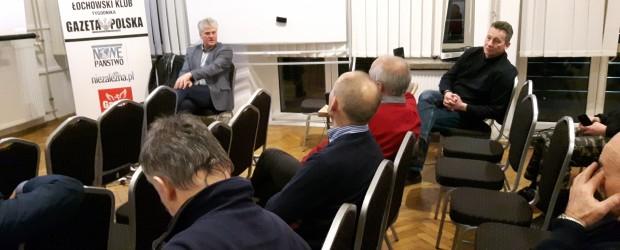"""Łochów: Spotkanie z cyklu """"Oni walczyli o niepodległość"""""""