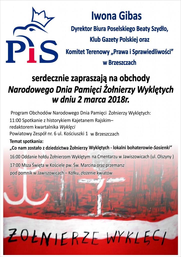 Brzeszcze 1 marca 2018