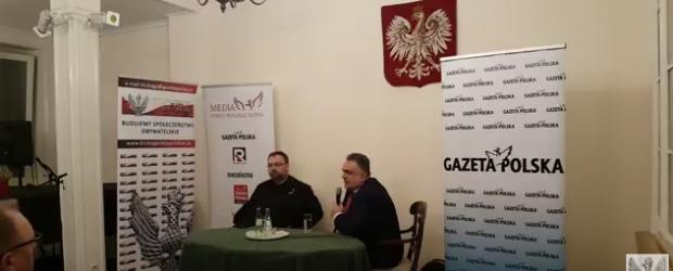 Hamburg: Spotkanie z Red. Tomaszem Sakiewiczem i Pawłem Piekarczykiem (wideo)