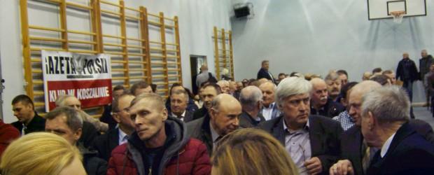 Koszalin: Spotkanie z Panem Krzysztofem Jurgielem
