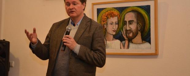 Berlin: Wykład Prof.dr hab.Grzegorza Kucharczyka