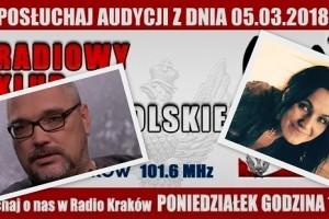 """POSŁUCHAJ AUDYCJI: """"Radiowy Klub Gazety Polskiej"""" – 05.03.2018 r.(audio)"""