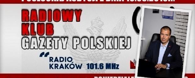 """POSŁUCHAJ AUDYCJI: """"Radiowy Klub Gazety Polskiej"""" – 19.03.2018 r.(audio)"""
