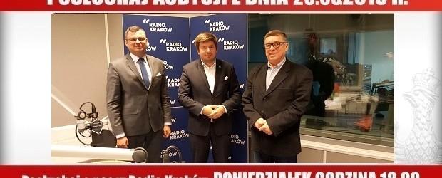 """POSŁUCHAJ AUDYCJI: """"Radiowy Klub Gazety Polskiej"""" – 26.03.2018 r.(audio)"""