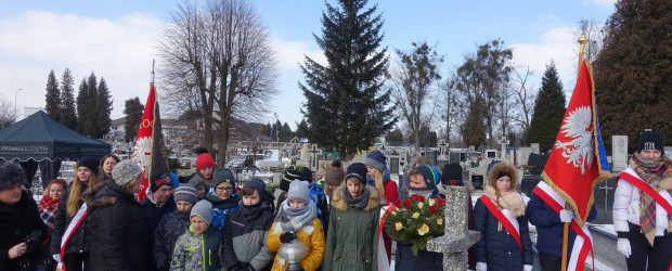 Sandomierz: Obchody Narodowego Dnia Pamięci Żołnierzy Wyklętych.