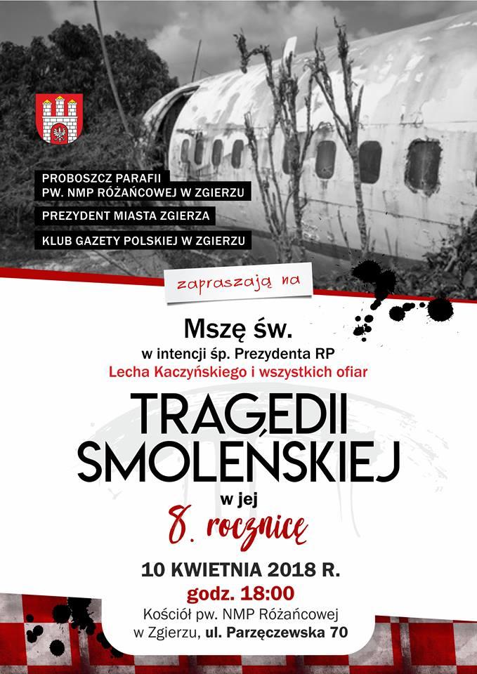 Zgierz - Smoleńsk2018