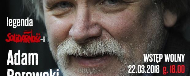 Sandomierz: Spotkanie z Adamem Borowskim (wideo)