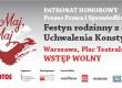 ZAPROSZENIE – Vivat Maj, 3 Maj – Warszawa