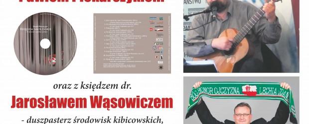 Boston – Zaproszenie na koncert Pawła Piekarczyka oraz spotkanie z ks. dr. Jarosławem Wąsowiczem (24.04 godz. 7:00 pm)