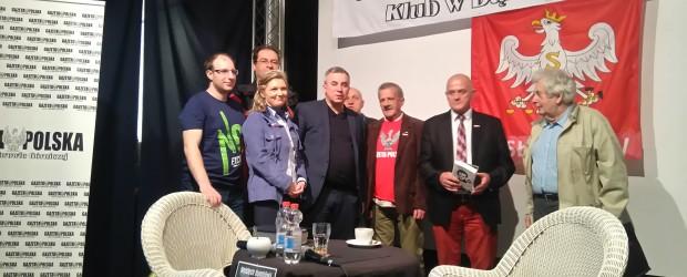 Dąbrowa Górnicza: Spotkanie z Wojciechem Sumlińskim