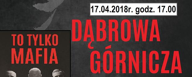 Dąbrowa Górnicza – spotkanie  z dziennikarzem śledczym Wojciechem Sumlińskim, 17 kwietnia