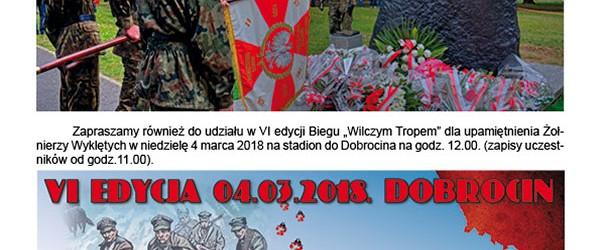 Dzierżoniów II – Zaproszenie na uroczystości Dnia Pamięci Żołnierzy Wyklętych