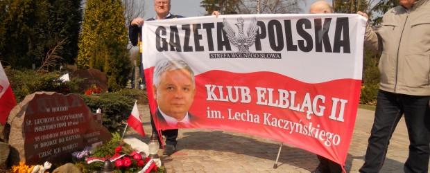 Elbląg II: 96 miesięcznica tragedii pod Smoleńskiem