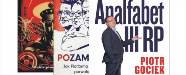Gdynia – Zaproszenie na spotkanie z Piotrem Goćkiem dziennikarzem i publicystą, 23 kwietnia godz.18:00