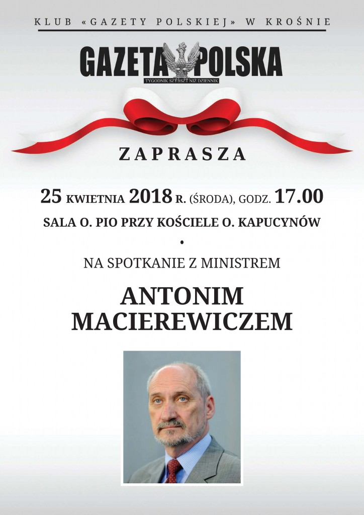 Krosno Macerewicz 2018