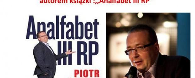 Lębork – Zaproszenie na spotkanie z red. Piotrem Goćkiem (24.04 godz.18:00)