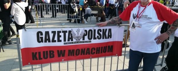 Monachium: Obchody ósmej rocznicy Tragedii Smoleńskiej w Warszawie