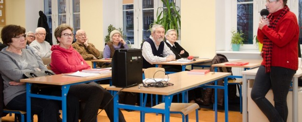 Poznań: Spotkanie z Elżbietą Rybarską