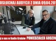 """POSŁUCHAJ AUDYCJI: """"Radiowy Klub Gazety Polskiej"""" – 09.04.2018 r.(audio)"""