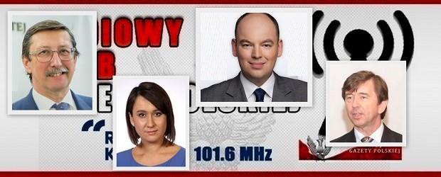 """POSŁUCHAJ AUDYCJI: """"Radiowy Klub Gazety Polskiej"""" – 16.04.2018 r.(audio)"""