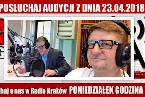 """POSŁUCHAJ AUDYCJI: """"Radiowy Klub Gazety Polskiej"""" – 23.04.2018 r.(audio)"""