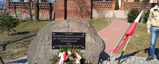 Rypin: VIII Rocznica Tragedii Smoleńskiej w Rypinie