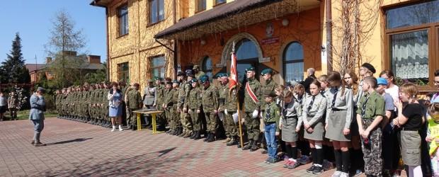 Sandomierz: XIV Marsz szlakiem Puławiaków Powstańców Styczniowych